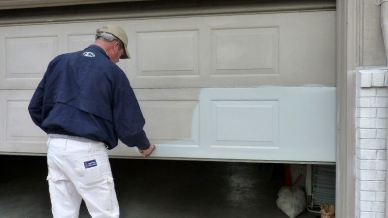 Why Should You Never DIY Your Garage Door?
