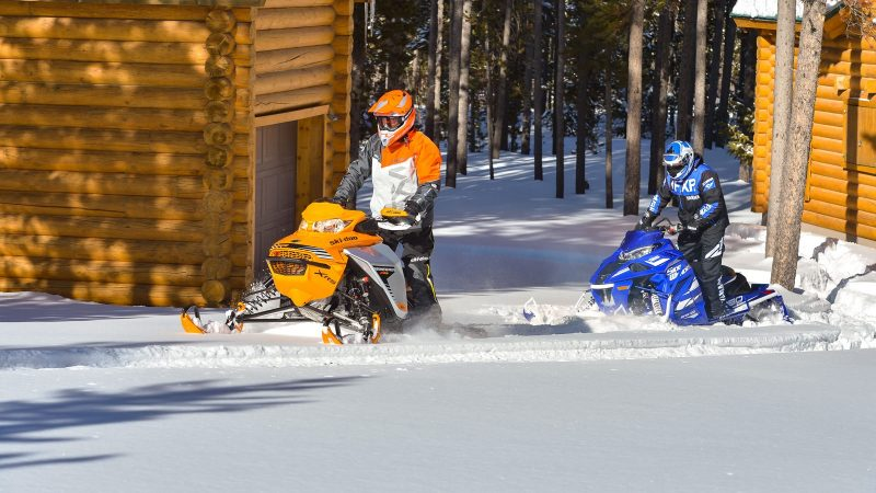 Snowmobile Safety: How Fast Should You Drive?