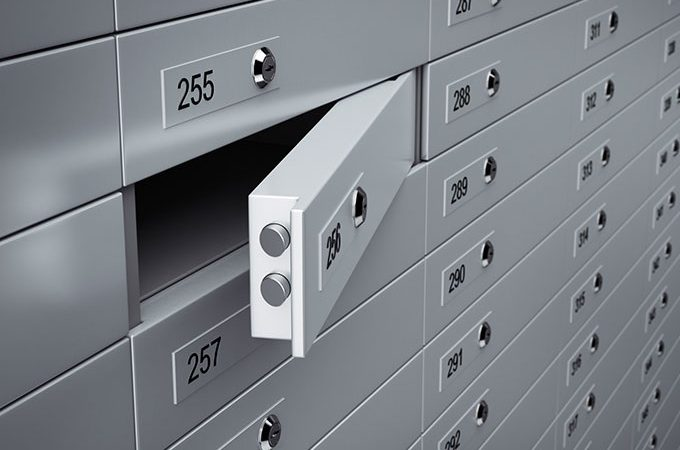 Can the IRS confiscate anything in a safety deposit box?