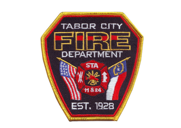 How Appropriate It Is For The Fire Department To Have Patch Design?