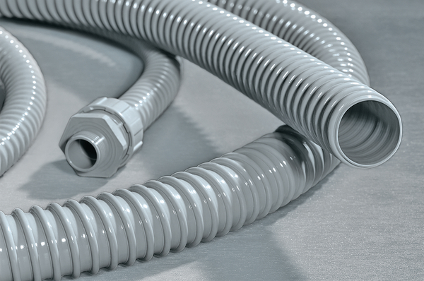 The benefits of flexible conduit