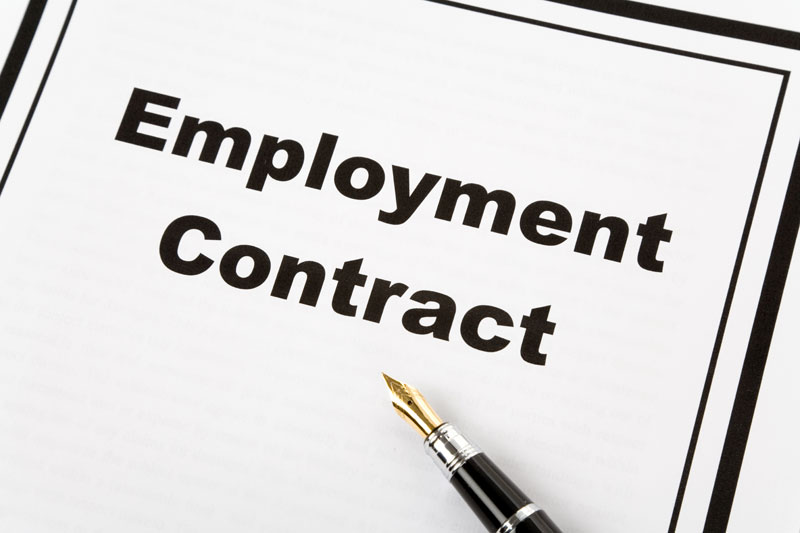 What is the Employment Contract?