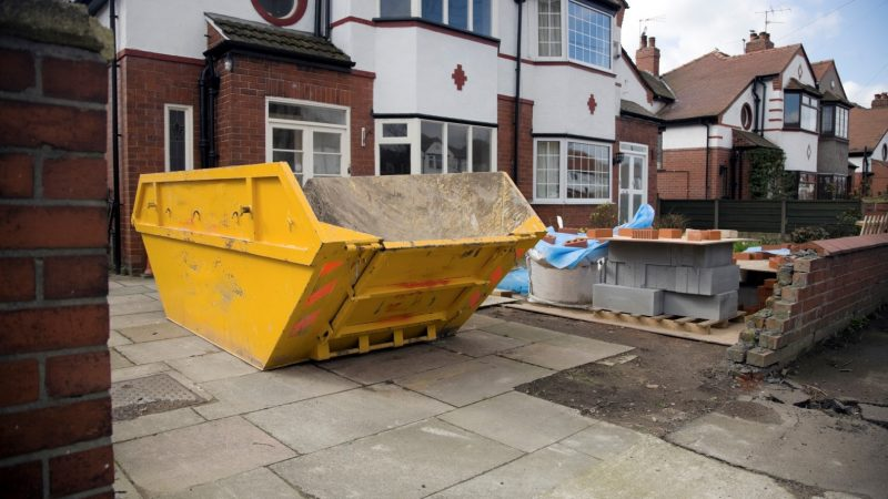How much does it cost to hire a skip in Bolton?