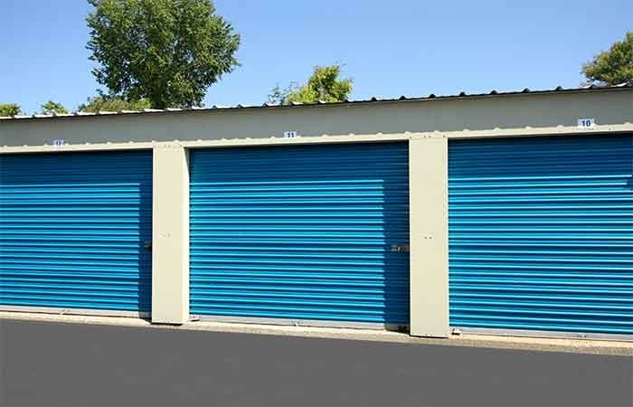 Running out of space? Rent a storage unit for safekeeping