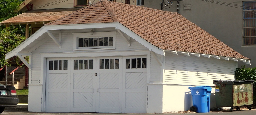 Install garage doors that will improve the curb appeal of your house