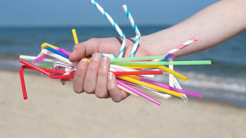 Time to Say Bye-Bye Plastic Straw