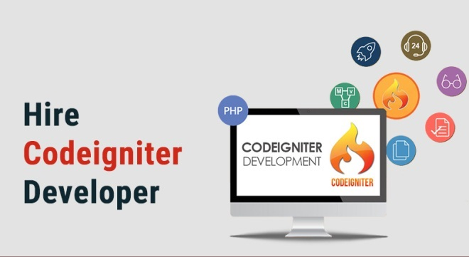 Codeigniter Developers and Software Developers to Create Web Applications