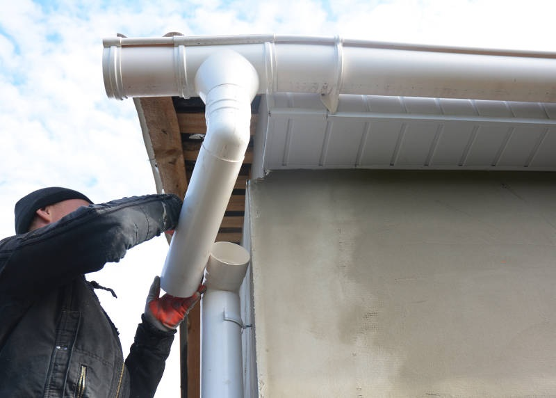 How to Solve Issues With Gutters and Other Rainwater Systems