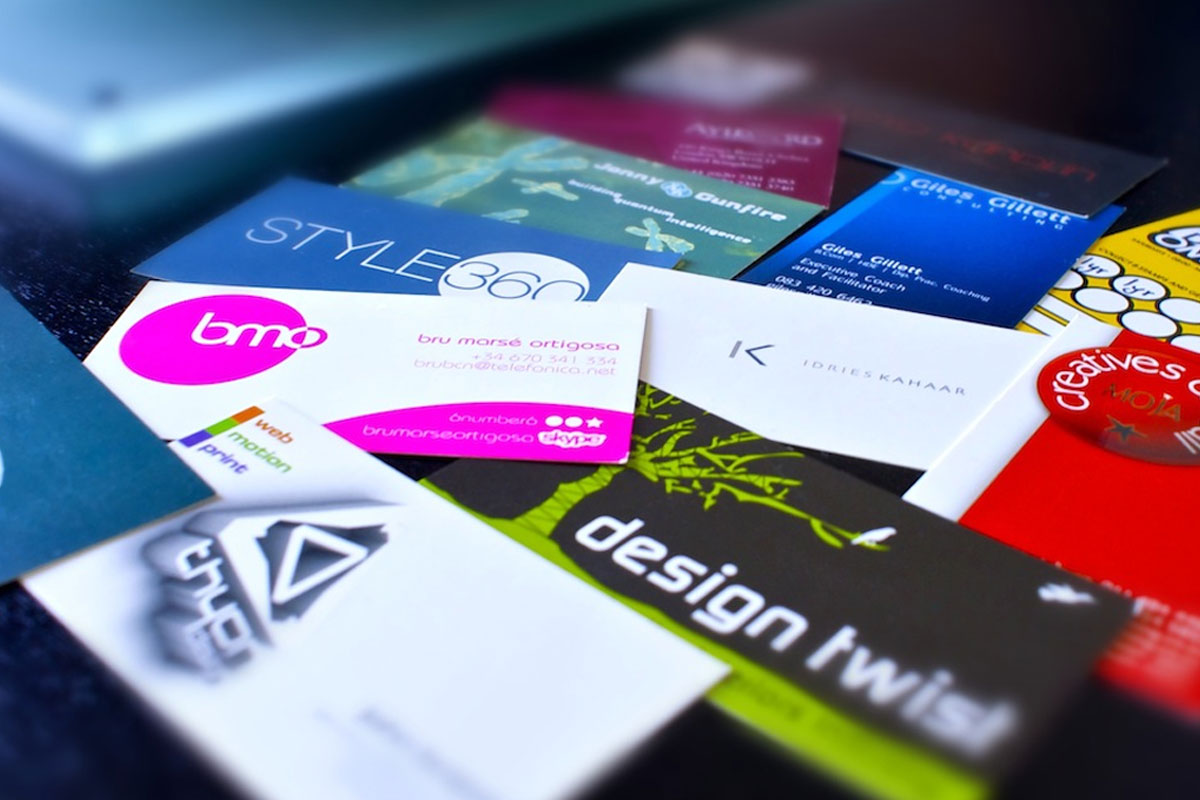 Create Massive Awareness About Your Business With Business Card And Brochure