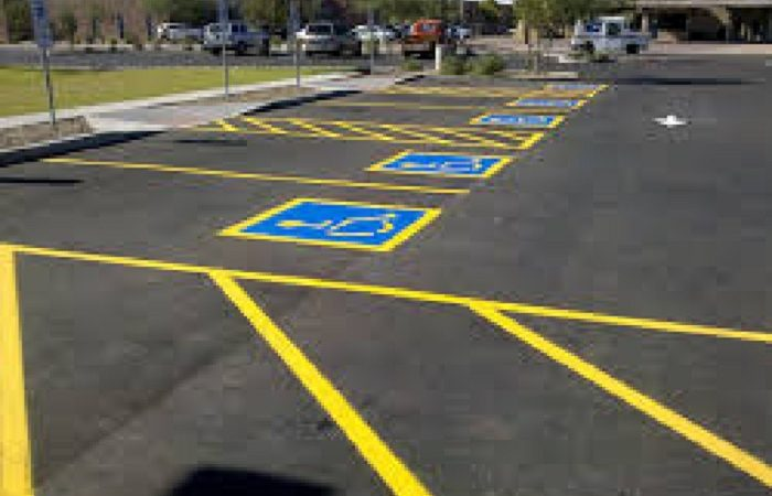 How Car Park Painting Contributes to Customer Safety