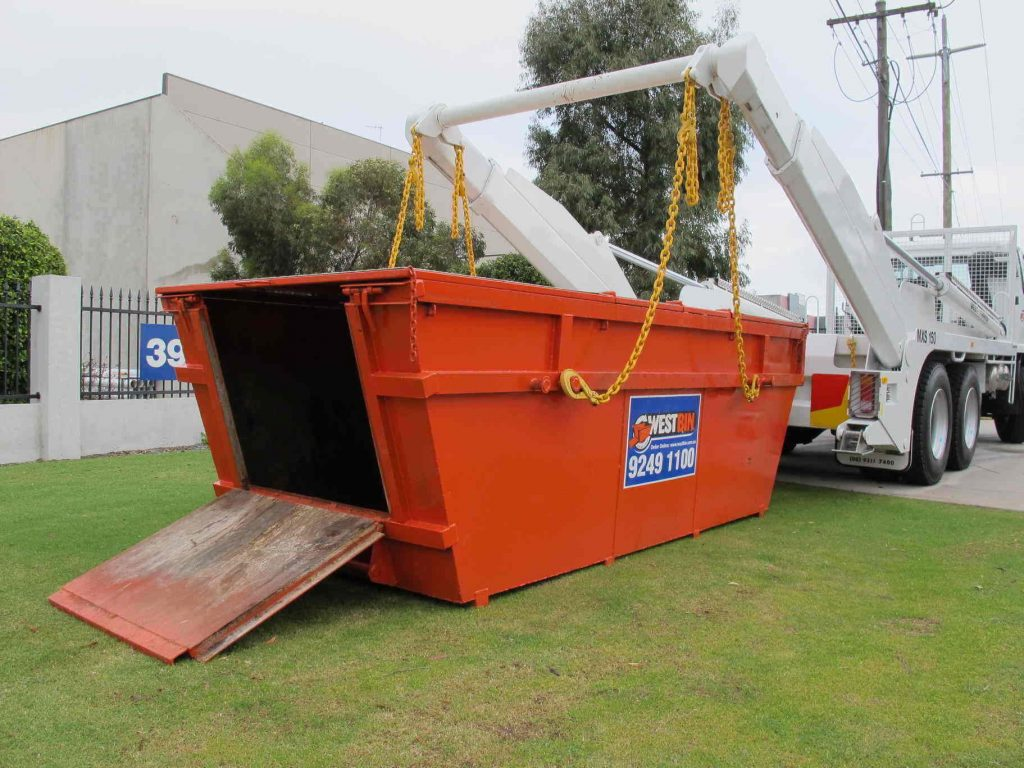 How to choose to skip bins for construction waste