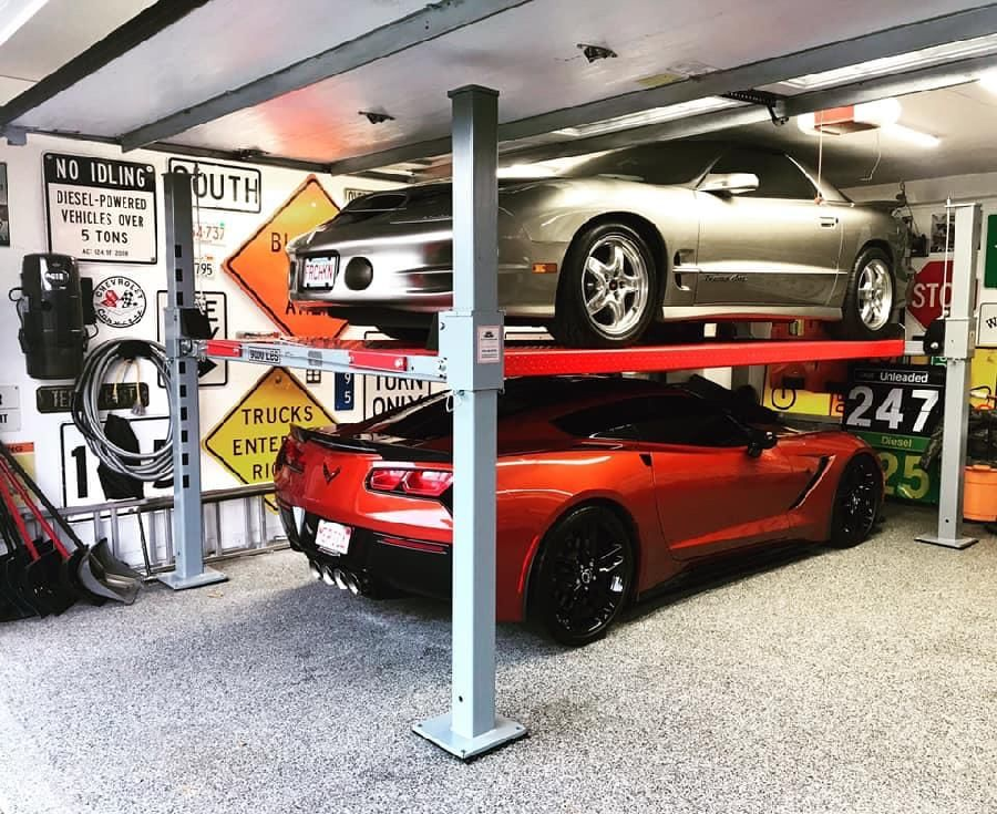 THE BENEFITS OF A HYDRAULIC CAR LIFT