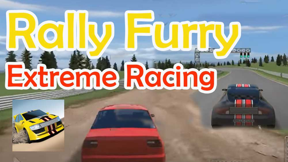 Rally Furry Extreme Racing Android Game for free